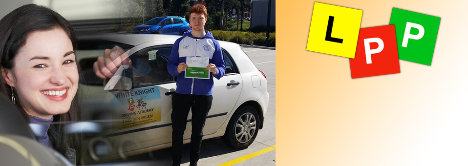 Driving Lessons Melbourne-White Knight Driving Academy